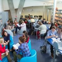 Bibliothèque, Campus de Lille