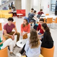 Espace Détente, Campus de Paris
